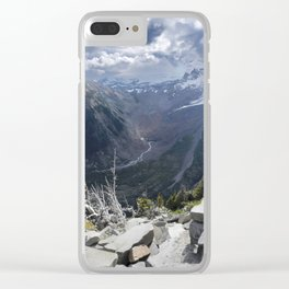 Tahoma Clear iPhone Case