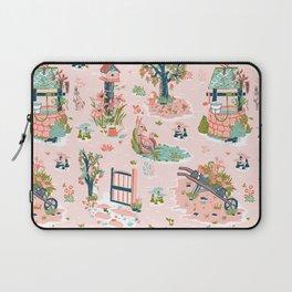 English Garden Laptop Sleeve