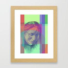 Margriet 05 Framed Art Print