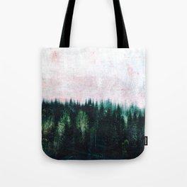 Deep dark forests Tote Bag