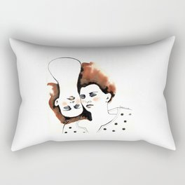 Siamese Dream Rectangular Pillow