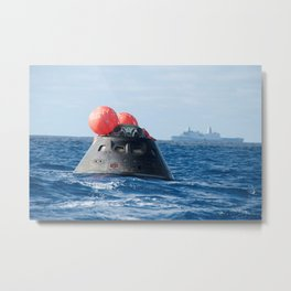 270. Orion Recovery Metal Print