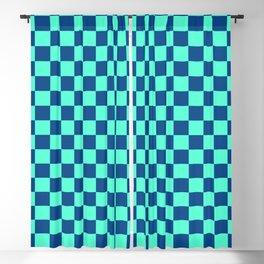 Checkered Pattern VI Blackout Curtain