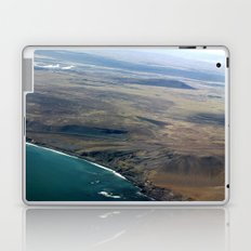 Iceland From Air Laptop & iPad Skin
