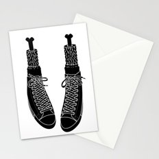 Chuck Feet Stationery Cards