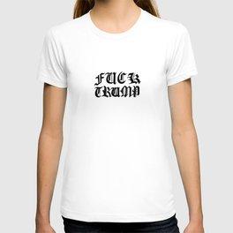 Fuck Trump, but fancy T-shirt