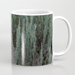 Purple and Sage Coffee Mug