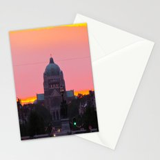 brussels (3) Stationery Cards