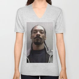 Snoop Dogg Mugshot #2 Unisex V-Neck