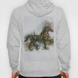 Steampunk Horse Hoody