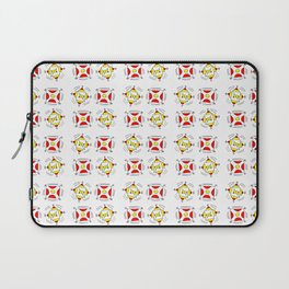 abstraction and game – abstraction,abstract,minimalism Laptop Sleeve