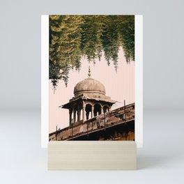 Vintage Lahore Mini Art Print