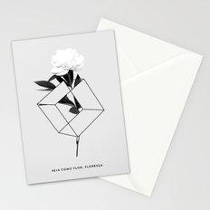 Seja Como Flor Stationery Cards