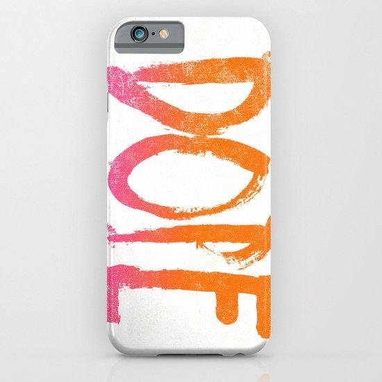 DOPE iPhone & iPod Case