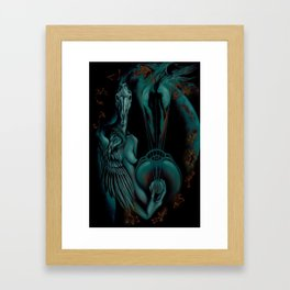 Magus Tenebrae: In Memoriam, GIGER Framed Art Print