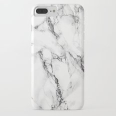 Marble #texture iPhone 7 Plus Slim Case