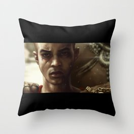 The 3,300 Throw Pillow