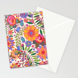 Just Flowers Lite Stationery Cards