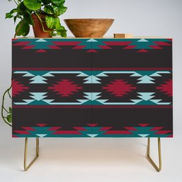 Native American Inspired Design Credenza