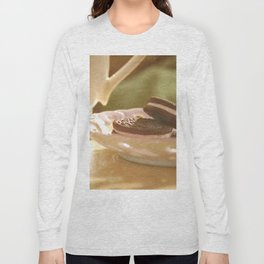 tea + cookies Long Sleeve T-shirt