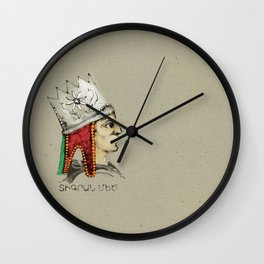 Tigranes the Great . Tigran Mets(Armenia) Wall Clock