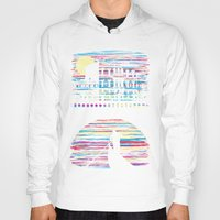 venice Hoodies featuring Venice by daletheskater