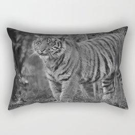 Amur Tiger Cub Rectangular Pillow
