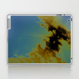 there's sulfur in the air Laptop & iPad Skin
