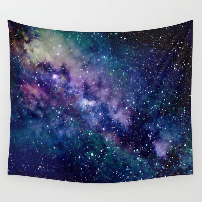 Milky Way Wandbehang