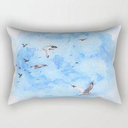 The Bread Watch Rectangular Pillow
