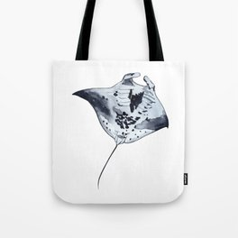 MANTARAY Tote Bag