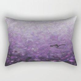 The Contrast of Feelings Rectangular Pillow
