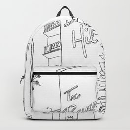 The Beverly Hills Hotel Backpack