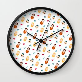 Strange Kind Of Swagger Wall Clock