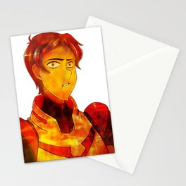 The Flames Are All I See - lance Stationery Cards