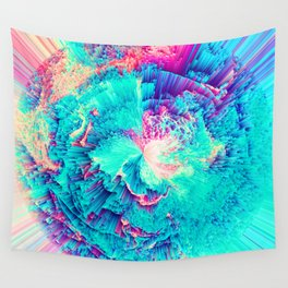 Perceptive Absence Wall Tapestry