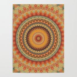 Mandala 393 Poster