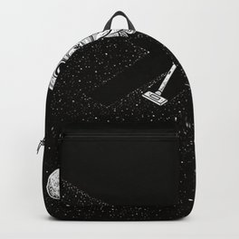 Space Cleaner Backpack