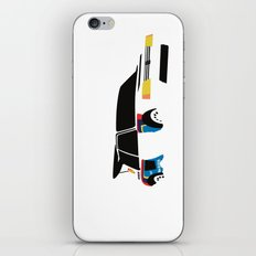 205 T16 iPhone & iPod Skin