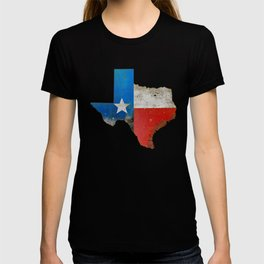 Rustic Texas Sign T-shirt