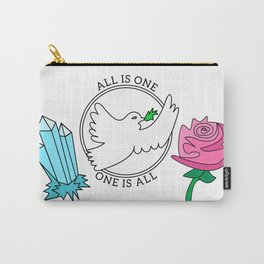 All is One, One is All Carry-All Pouch