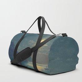 Evening in Crimea by Ivan Aivazovsky Duffle Bag