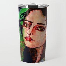 Spindle (Sleeping Beauty) Travel Mug
