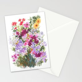 Grand Hotel Floral Stationery Cards