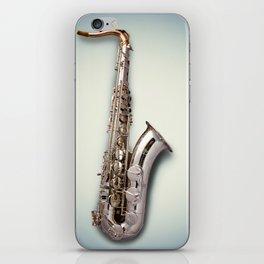 Tenor Saxophone iPhone Skin