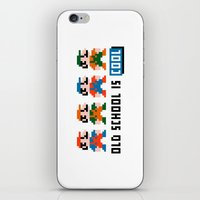 mario iPhone & iPod Skins featuring Mario by PixelPower