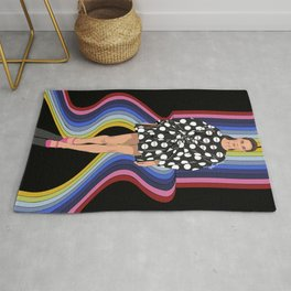Fashion Girl Rug