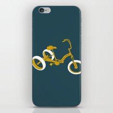 tricycle 01 iPhone & iPod Skin