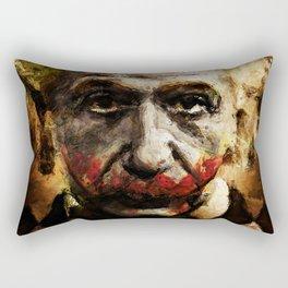 Einstein The Joker (Relatively Funny) Rectangular Pillow
