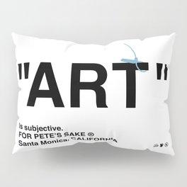 """""""ART"""" Pillow Sham"""